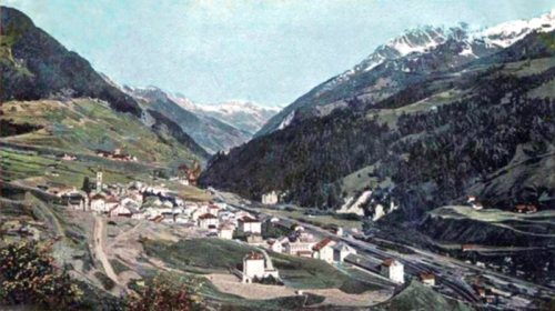 Airolo early