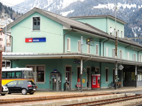 Airolo station